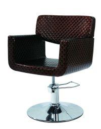 Chaise de coiffeur populaire royale moderne de salon (E