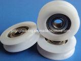 China Hersteller Kunststoff Schiebetr Rollen Kunststoff