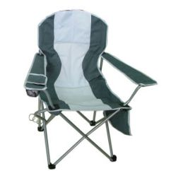 Folding Chair Fishing Pole Holder Fabric Office China W Fish Stf10049