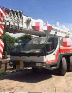 Zoomlion truck crane ton hydraulic mobile also china rh machinechinaqd ende in