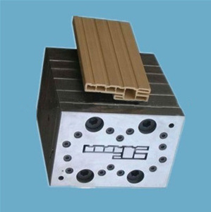 China Extrusion Mould for WPC PVC Profile  China Plastic