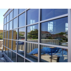 commercial modern building aluminum frame glass curtain wall supplier