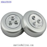 China Small Wall Bedside LED Battery Operated Touch Lamp ...
