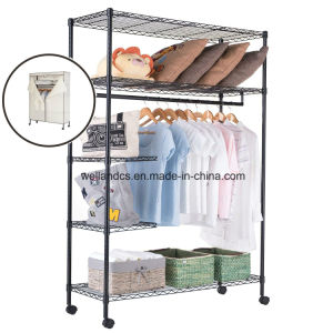 china clothes rack rolling clothes rack