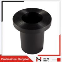China Cheap Pn16 Flange HDPE Butt Weld Water Black Pipe ...