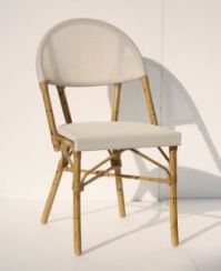 China Cafe Furniture, Bamboo Chair, Textilene Chair (HY161 ...