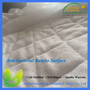 Bamboo Waterproof Crib Mattress Pad With Deep Skirt 28 X 52