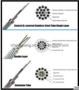 OPGW Fiber Optic Cable China Supplier Optical Fiber