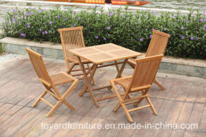 foldable table and chairs garden chair back covers china best choice outdoor furniture patio teak wood folding