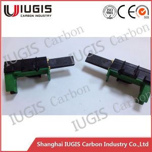 Laundry Spare Parts Carbon Brushes Housing