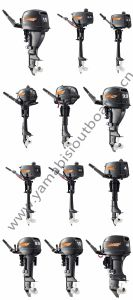 China 2 Stroke 40HP Yamabisi Outboard Motor/ Outboard