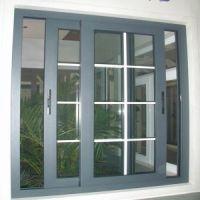 China Aluminium Sliding Glass Door Grills Design - China ...