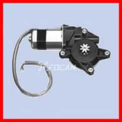 Power Window Fort Universal 12v Dc Immersion Switch Wiring Diagram China Focan For Car Lifter Motor Basic Info