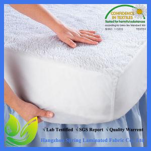 Lab Certified Memory Foam Mattress Terry Waterproof Deep Pocket Protector