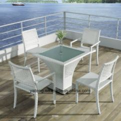 Rattan Table And Chairs Pod Swing Chair China High Quality Outdoor Garden Furniture Dining Set Basic Info