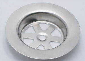china bathroom sink strainer parts ss