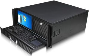 china industrial computer case and 4u