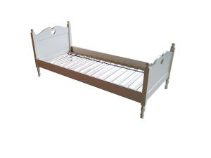 China Girl Beautiful Bedroom Bed Child Single Bed China Furniture Bedroom Furniture