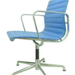 Swivel Chair Mechanism Suppliers Gaming For Short Person China Blue Eames (eoc-lm) - Classic Chair,