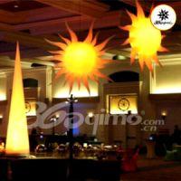 China Inflatable Lighting Decoration Sun (BM9) - China ...