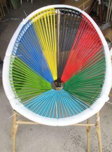 egg chair outdoor patio straps china garden furniture acapulco