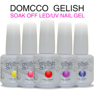 Gel Nail Polish China 30 Days Long Lasting High Gloss Domcco Gelish Soak Off Led