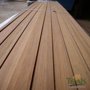 new design solid teak outdoor flooring