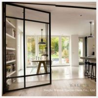 Home/Living Room Glass Wall/Glass Partition/Glass Divider ...