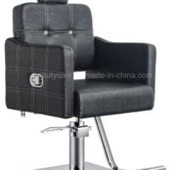 All Purpose Salon Chairs Reclining Where To Buy Chair Covers For Folding China Real Relax Hydraulic Recline Barber Beauty Shampoo Spa Brown