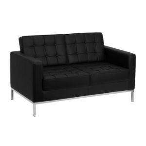 steel frame sofa corner units uk china classic leather 2 seater office