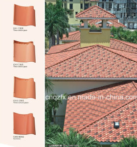 china tri color matched spanish s roof