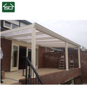 China European Style Garden Veranda With 1 5 Mm Thickness Of Aluminium Frame China Veranda Roof Veranda Kit