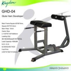 Roman Chair Gym Equipment Round Swivel Cuddle China Fitness Glute Ham Developer Ghd Bench