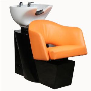 orange chair salon folding lounge beach china gauffer shampoo unit barber hair washing