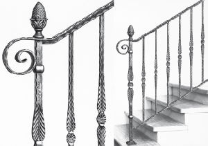 China Hot Selling Wrought Iron Stainless Steel Railing Price High | Stainless Steel Handrails Price | Balcony Railing Designs | Modern Balcony | Wrought Iron | Staircase Handrail | Steel Staircase Railing
