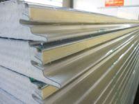 China Exterior Polyurethane Foam Sandwch Wall Panels ...