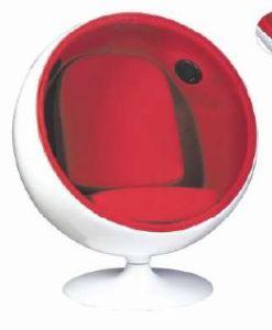 swivel pod chair chiavari chairs decoration wedding china fashionable home furniture replica round shaped ball global with speaker