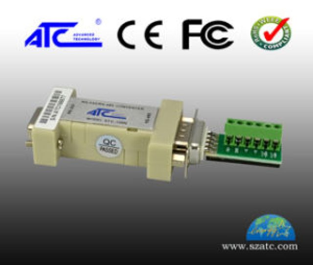 Port Powered Rs 232 To Rs 485 Interface Converter Non Isolated Atc