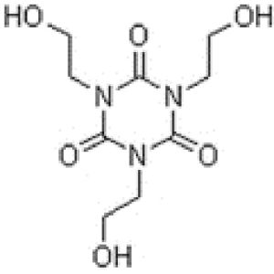 China Tris (2-hydroxyethyl) Isocyanurate (THEIC) for