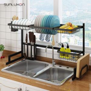 dish drying rack and kitchen dish rack