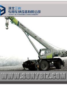 Basic info also china zoomlion ton rough terrain crane rt truck rh sanyan ende in