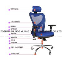 China Ergonomic Chair for Office Office Chair Parts ...