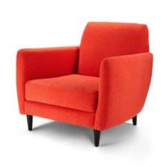 Single Sofa Chair Caramel Leather Australia China Modern Changchun Home Furniture