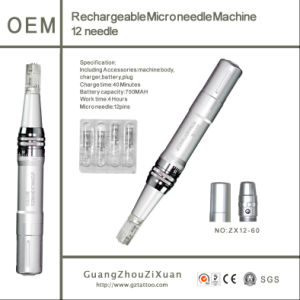 china electric rechargeable derma microneedling pen china derma pen micro needleing