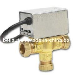 2 Way Vs 3 Valve Neutrik Trs Wiring Diagram China Honeywell With Electric Actuator Basic Info