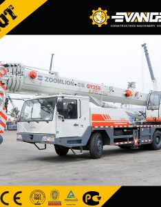 China qy  zoomlion ton mobile truck mounted crane also rh evangelchina ende in