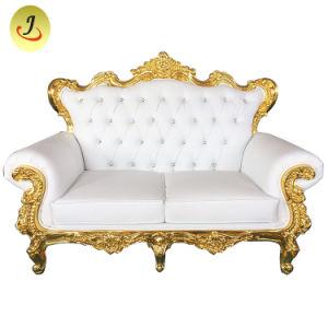 wedding sofa miniature tutorial china loveseat queen king throne chair royal