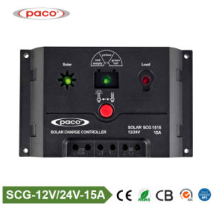 pwm solar charge controller circuit diagram 4 man zip wire wales china 12v 24v 15a ce rohs with usb