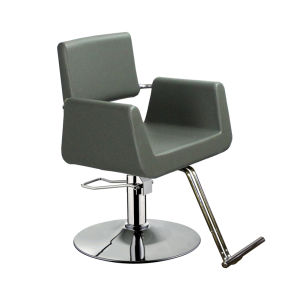 stylist chair for sale round fold up china black grey styling salon hairdressing