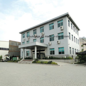 China Prefabricated Apartments Building